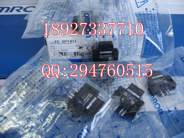 [ZOB] 100% new original OMRON Omron photoelectric switch EE-SPY411  --2PCS/LOT [zob] 100 new original authentic omron omron level switch 61f gp n ac220v 2pcs lot