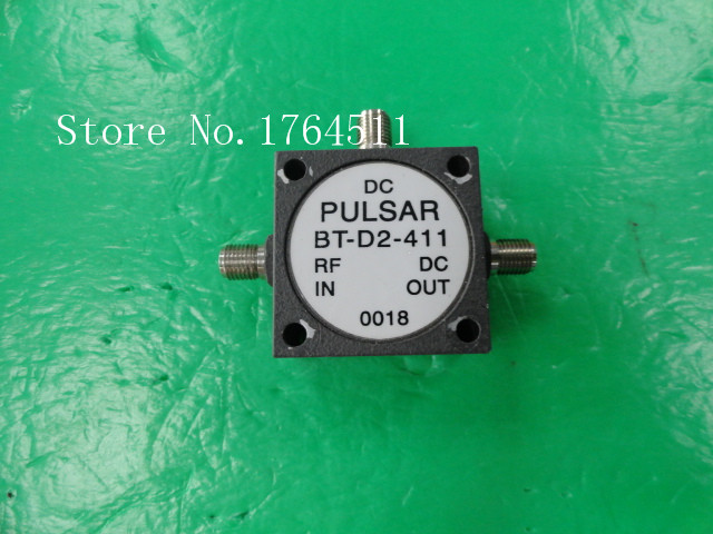 [BELLA] PULSAR BT-D2-411/BT-20-411 10-1000MHZ RF Bias SMA  --2PCS/LOT