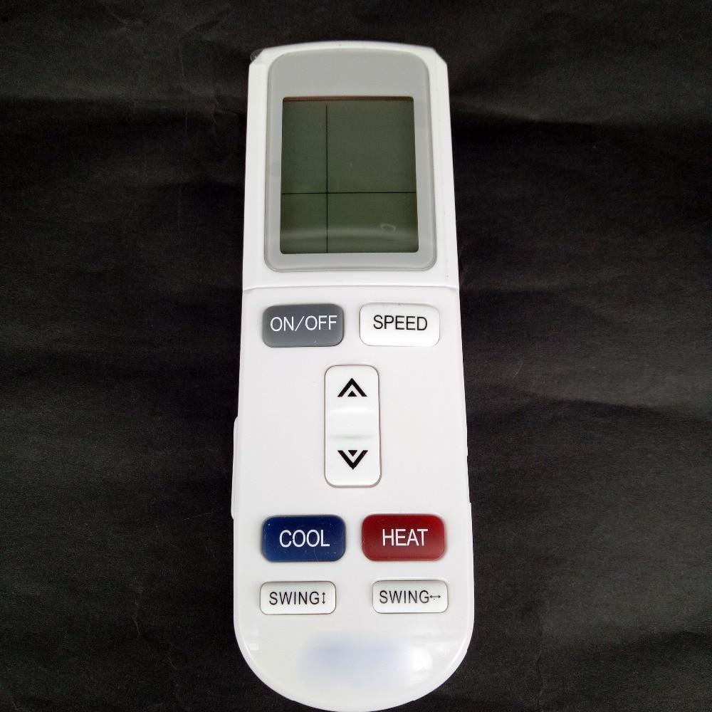 5pcs lot NEW Original For AUX A C remote Universal AC Remote Control YKR L