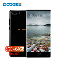 Doogee Mix 4G 5 5 Inch Mobile Phone Android 7 0 6GB 64GB Octa Core Fingerprint
