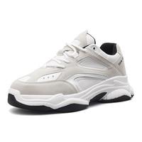 Leader Show Men Shoes Breathable Non slip Fashion Men Casual Shoes Comfortable Outdoor Male Sneakers Trend Zapatillas Hombre