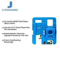 JC NAND dysk twardy oprawa T7 T8 dla IPhone 6 6 s 6 P 7 7 P 8 8 P moduł