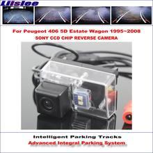 Автомобильная резервная задняя обратная для peugeot 406 5d автомобиля
