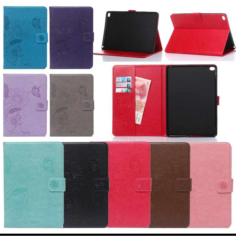 For Apple ipad air 2/ipad 6 Flip Leather Case cover For