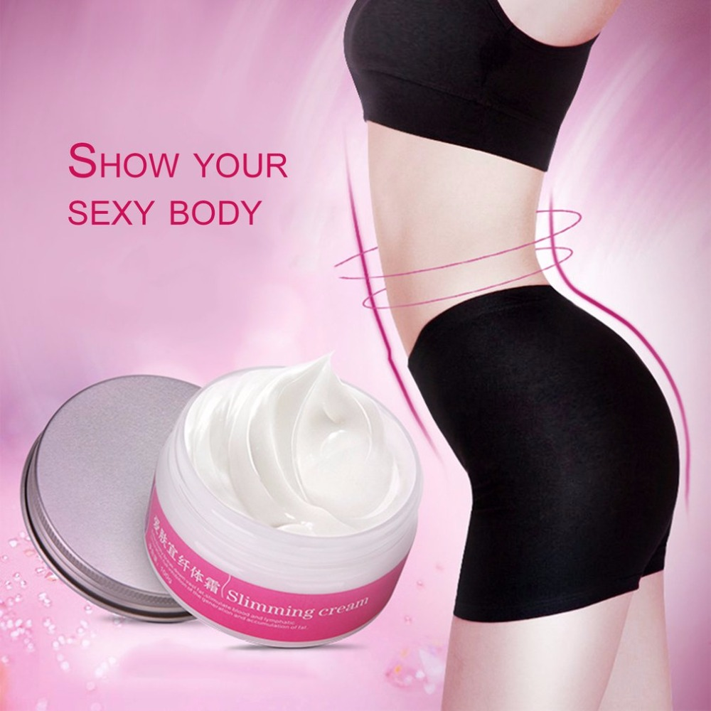 Effective Body Slimming Cream Fat Burning Anti Cellulite Cream Lose Weight Tightening Skin Slimming Lotion For Women new