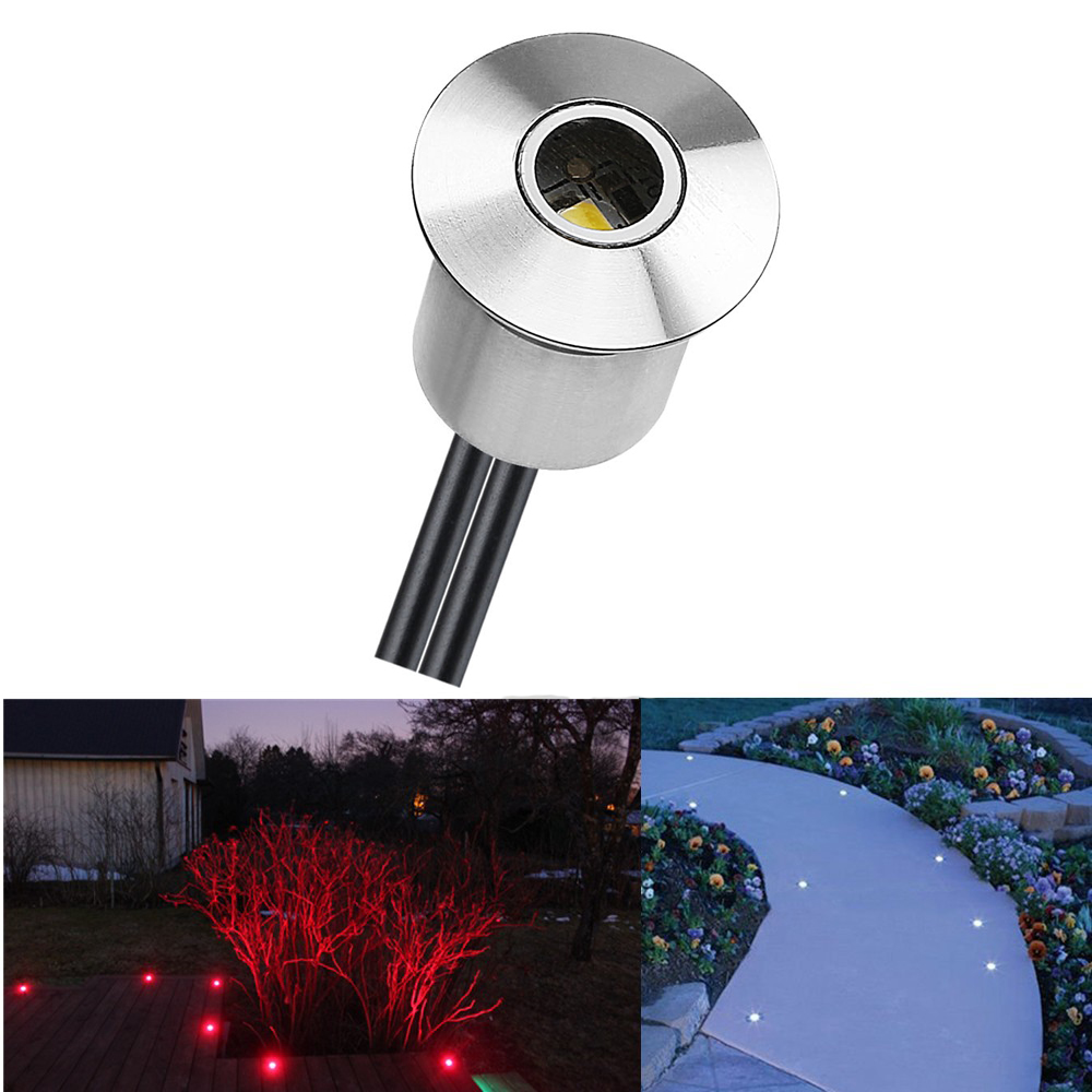 Außenbeleuchtung Terrasse Vintage Wasserdichte Außenbeleuchtung Kit Mini Größe 12 V Terrasse Garten Wand Deck Schritt Licht Aluminium Grond Spot, Lichtschranke|outdoor Lighting Kit|decks Stepsdeck Step Lighting - Aliexpress