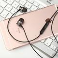 Novo Volume de Graves Fone de Ouvido com Microfone para smartphone de Alta Qualidade controle para xiaomi redmi note 4 correndo stereo in ear 3.5mm