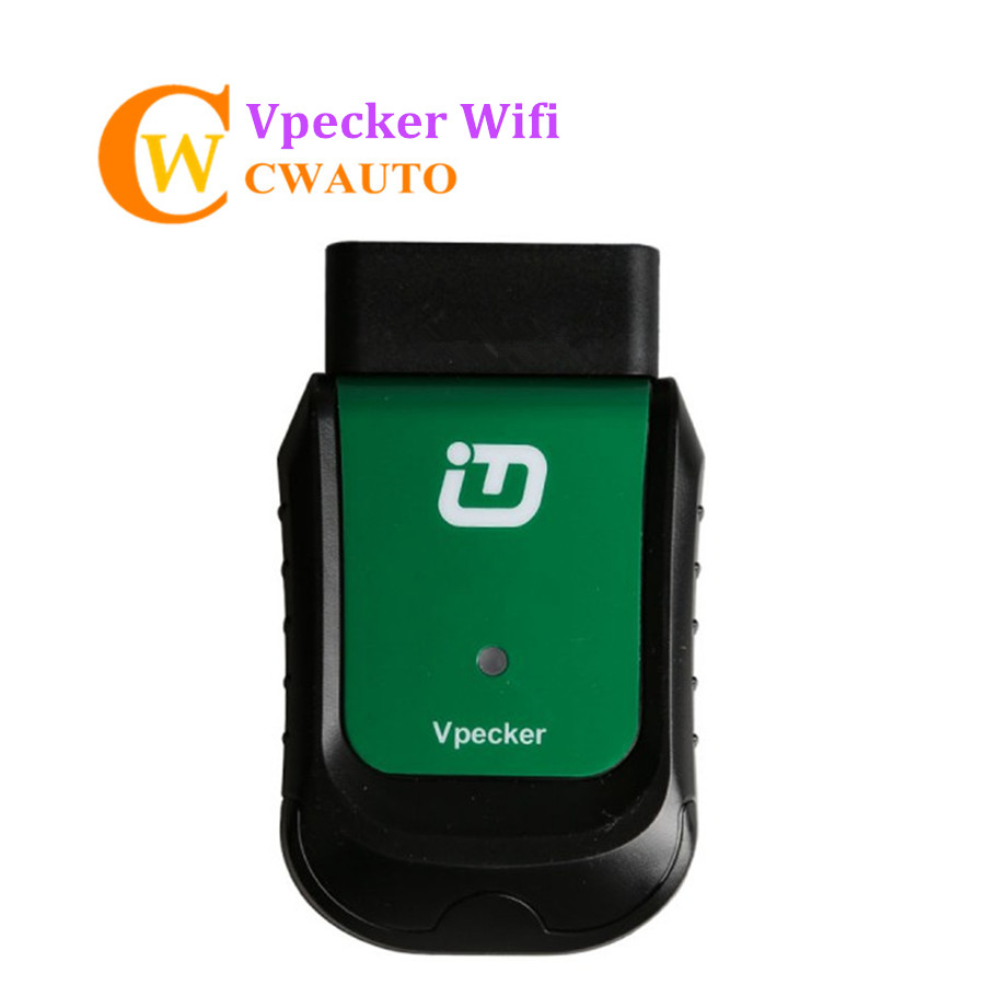 V9.7 VPECKER Easydiag WIN 10 Wireless OBDII Full Diagnostic Tool With Special Function ...