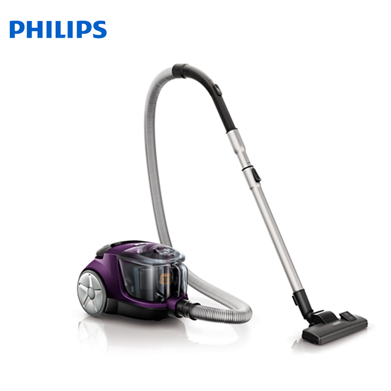 Vacuum cleaner Philips FC8472/01 for home cyclone Home Portable household dry cleaning dustcontainer FC 8472 canister vacuum cleaner for home puppyoo p9 aspirator powerful suction 2200w cyclone portable household cleaning appliances