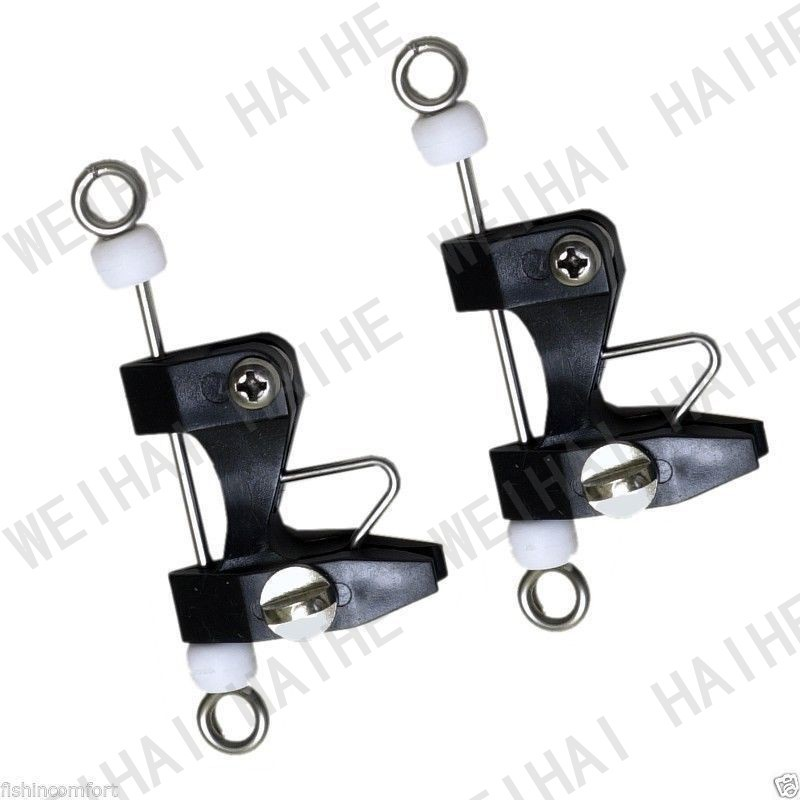 5pcs Release Clips for Kite, Outriggers, Downriggers