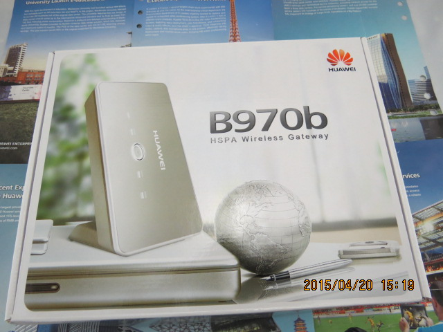ФОТО huawei b970b 7.2mbps IEEE 802.11b/g WLAN 3g wifi pocket router