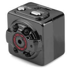 SQ8 Мини Спорт Камера микро крошечные скрывая видео Камера открытый Камера AVI видео Запись машины 1080 P инфракрасного ночного Версия