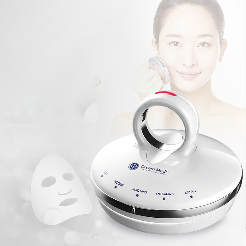 Portable Facial Care Tools Vibrator Electric Massage Instrument Face Skin Beauty Machine Anti Aging Lifting Acne