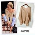 2016 Autumn Winter Women Sweater Jumper Pullover Batwing Long Sleeve Casual Loose Solid Blouse Shirt Top Plus Femininas Blusas