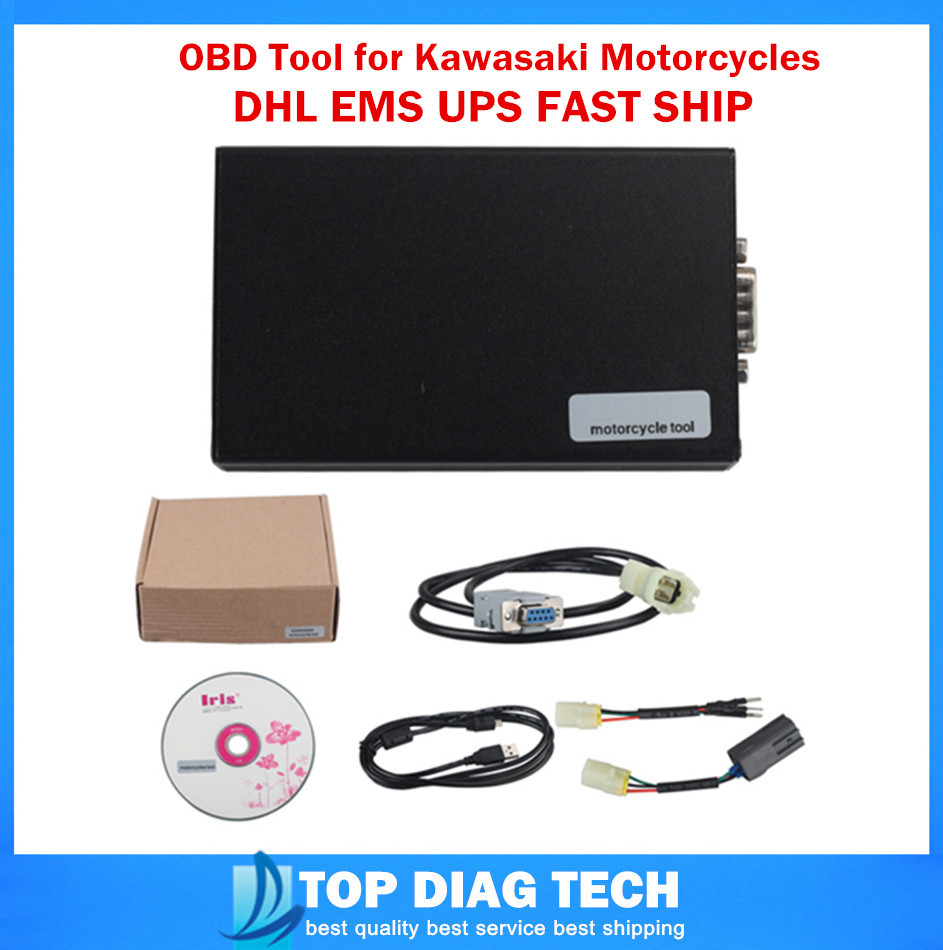 Latest Version Motorcycle Fault Code Diagnostic Scanners OBD Tool