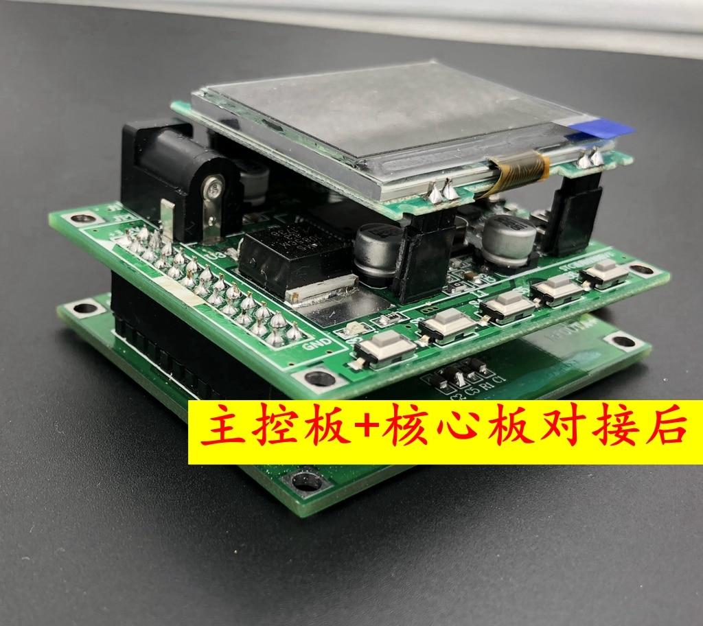 MAX2870 23.5MHZ-6GHZ PLL RF Source Signal Source ADF4355 5333 4351MAX2870 23.5MHZ-6GHZ PLL RF Source Signal Source ADF4355 5333 4351