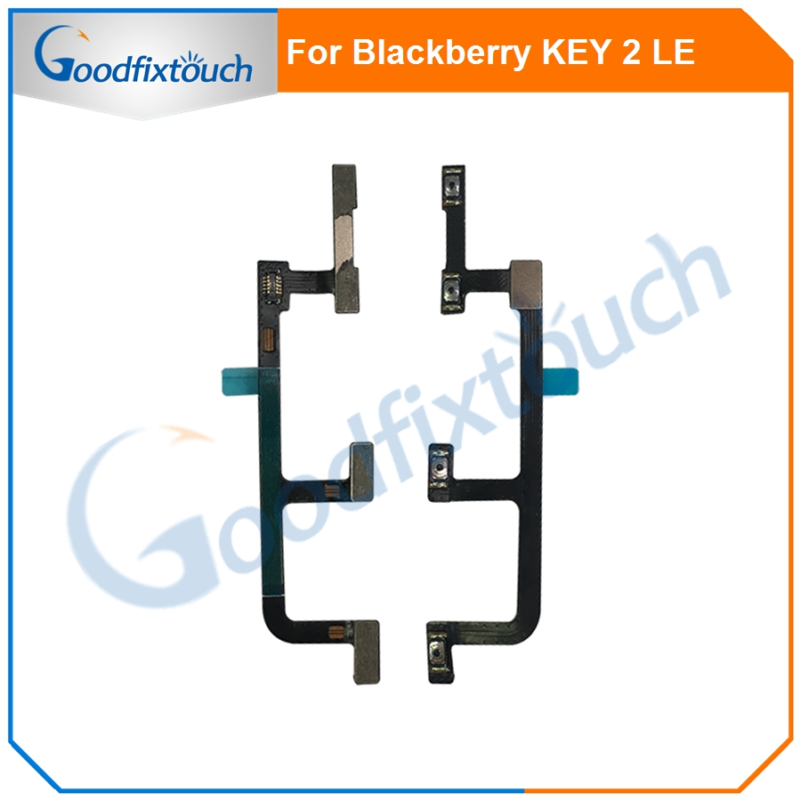 For BlackBerry KEY 2 LE Power On Off Switch Button Flex Cable Ribbon For BlackBerry KEY2 LE Replacement Parts