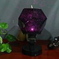 Night Light Projector Lamp Celestial Star Astro Sky Cosmos Starry Romantic Home Bedroom Decor Birthday Gift