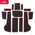 Коврик для ворот Chevrolet Cruze 2008-2015 Противоскользящий коврик Holden J300 2009 2010 2011 2012 2013 подстаканники Нескользящие коврики 12 шт