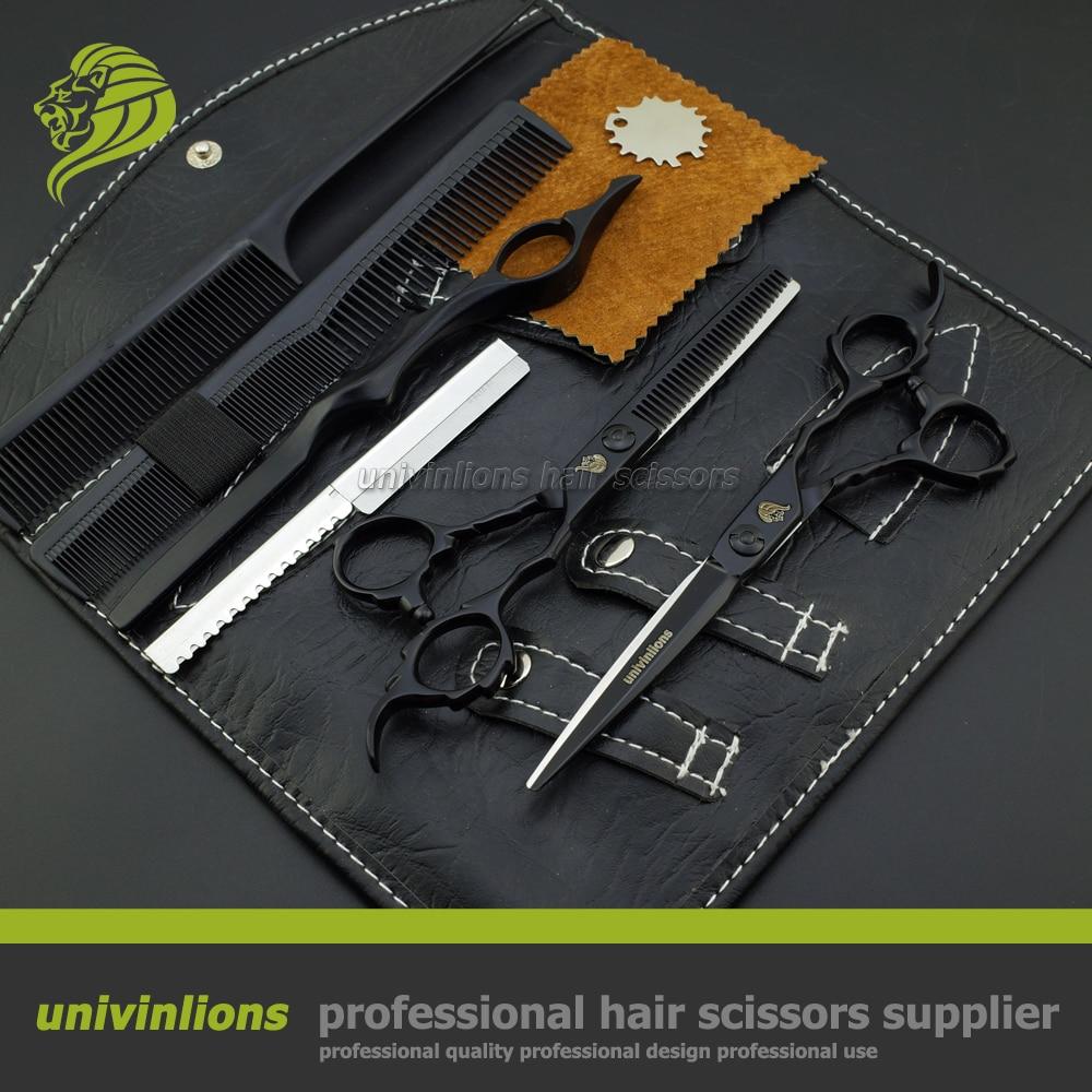 6 barbering designs best hair cutting shears razor hair cutter coiffeur thinning shears haircut hairdressing scissors scisors