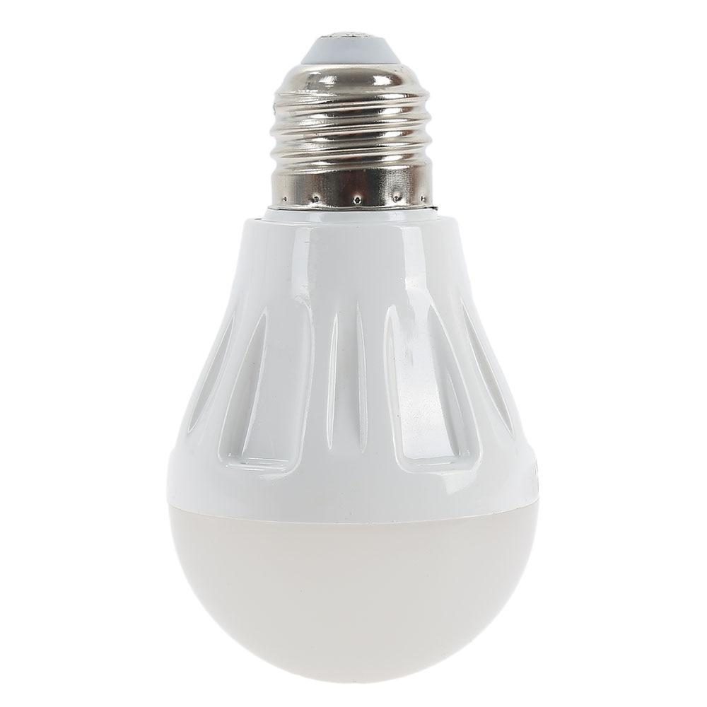 Human Sensor PIR Motion Sensor Bulb E27 LED Bulb Lights 5W Body Induction Lighting Lamp 110V 220V 240V White Light Free Shipping l0606 infrared human body induction lamp auto pir 6 leds light 6v