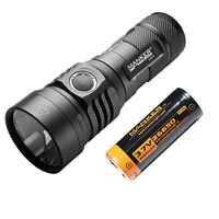 Manker U23 2000 Lumen CREE XHP35 HD LED Taschenlampe Typ-C USB Taschenlampe Mit 5000mAh Wiederaufladbare 26650 Batterie