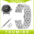 Quick Release Stainless Steel Watch Band 5 Pointers for Maurice Lacroix Pontos Masterpiece Wrist Strap Link Bracelet 20mm 22mm