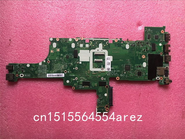 US $180 0 |Original laptop Lenovo ThinkPad T460 motherboard mainboard i5  i5_6300U CPU WIN UMA AMT TPM FRU 01aw336-in Motherboards from Computer &