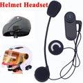 BT fone de Ouvido Bluetooth Fone de Ouvido 10 Metros de Alcance Do Bluetooth para Capacete Da Motocicleta fone de Ouvido Estéreo Fone De Ouvido Sem função de Intercomunicação