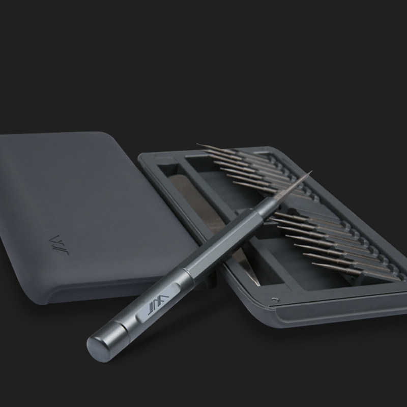JIMI Новый 30 в 1 многофункциональные отвертки, комплект инструмента для ремонта винт DIY Набор драйверов w/Пинцет ручка из алюминиевого сплава