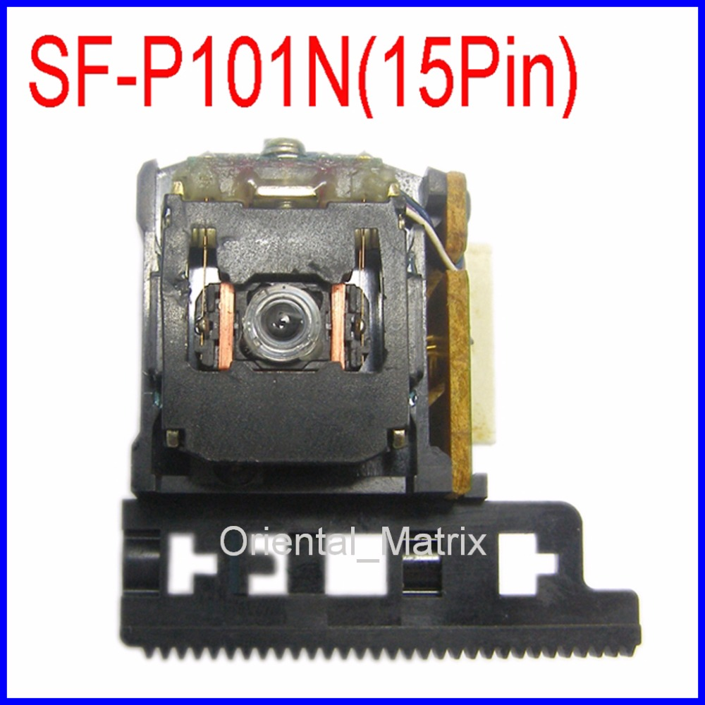 Free Shipping SF-101N SF-P101N 15 Pins Optical Pickup SFP101N For AZ2020 CD Laser Lens Optical Pick-up