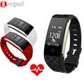 S2 Bluetooth 4.0 Смарт-Группы Браслет Heart Rate Monitor Спорт Фитнес-Монитор Sleep Smartband Браслет Для Android IOS Телефон