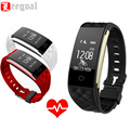 S2 Bluetooth 4.0 Smart Band Wristband Heart Rate Monitor Sport Fitness Sleep Monitor Smartband Bracelet For Android IOS Phone
