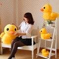 Brinquedos de Pelúcia boneca Grande Pato Amarelo Brinquedos de Pelúcia Recheado de Pato de pelúcia Boneca para As Crianças Algodão Macio 20 cm Patos Frete Grátis