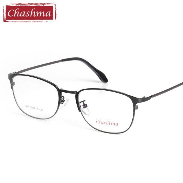 9213e460bee322 Chashma Merk Retro Brillen Mode Stijlvolle Frames Vrouwen Mannen  Prescriotion Frames Brillen Licht Trend Bril voor