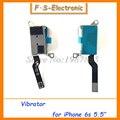 """5 pçs/lote i6s plus módulo da unidade de motor de vibração vibrador reparação parte substituição fix para iphone 6 s plus 5.5 """"frete grátis"""