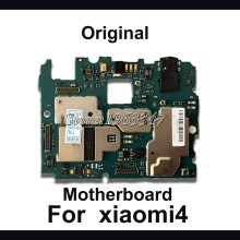 Full function good test 100% Original  For Xiaomi mi4 Motherboard, WCDMA Mainboard With Chips Logic Board