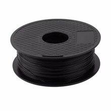 1KG/Roll PLA 1.75MM 3D Printer Filament 400M 3D Print Filament For 3D Printer 3D Printing Pen Black