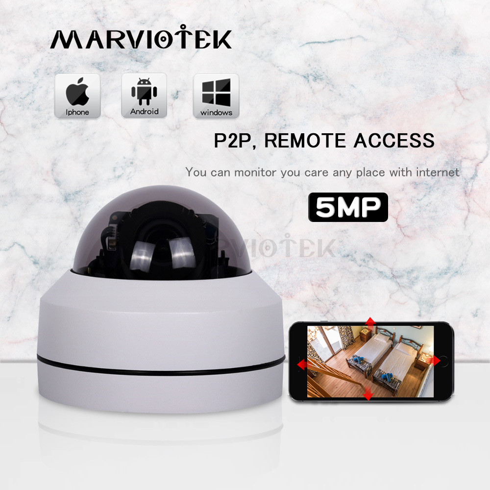 ptz camera 5MP IP Camera outdoor Waterproof video surveillance 4X optical zoom mini Camera HD cctv cameras 1080p IR POE optional-in Surveillance Cameras from Security & Protection    1