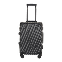 Travel Luggage PC ABS Rolling Wheels Aluminum Hardside TSA Approved Carry On Suitcase Spinner Expandable Suitcases Luggage