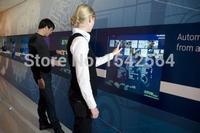 47 дюймов Multi touch IR lcd сенсорная Рама 6 очков инфракрасный сенсорный экран для сенсорного стола
