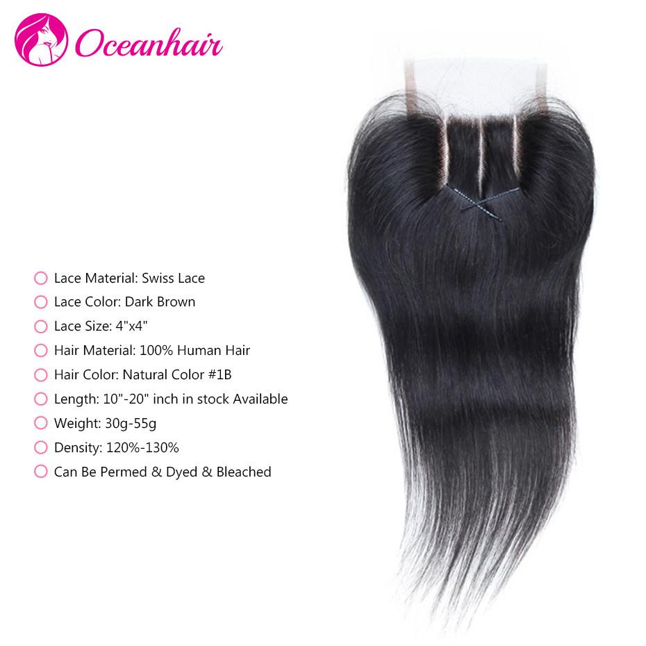 lace closure straight hair 2