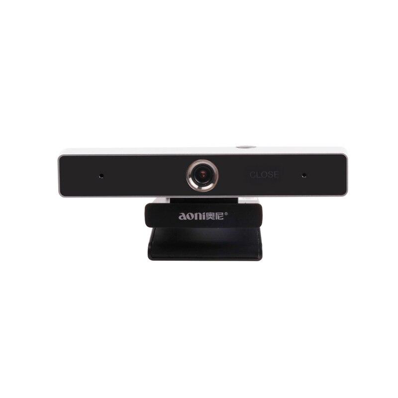 Aoni C90 HD caméra grand-angle microphone avec smart TV set-top box ordinateur vidéo conférence caméra