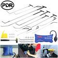 PDR инструменты PDR толкатели безболезненный ремонт вмятин Дин градом тяги Набор инструментов