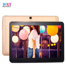 2017 Newest Waywalkers T805G-HD 4G LTE  Android 6.0 10.1 inch tablet pc octa core 4GB RAM 64GB ROM IPS  Tablets computer MT8752