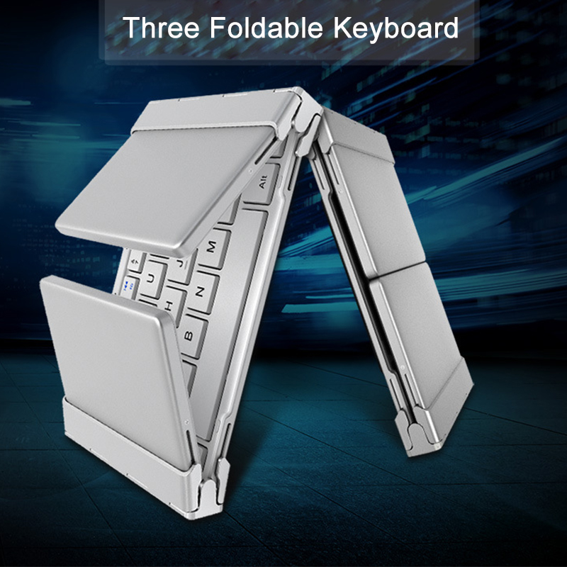 7 Folding Bluetooth keyboard