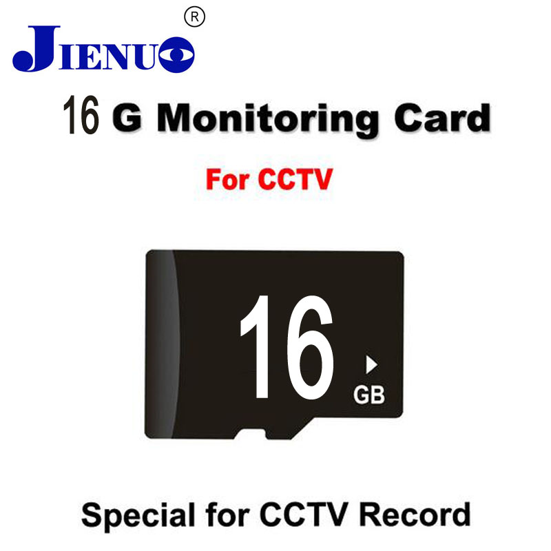 16G font b CCTV b font Storage Cards Micro Memery Card Exclusive Use for Monitoring font