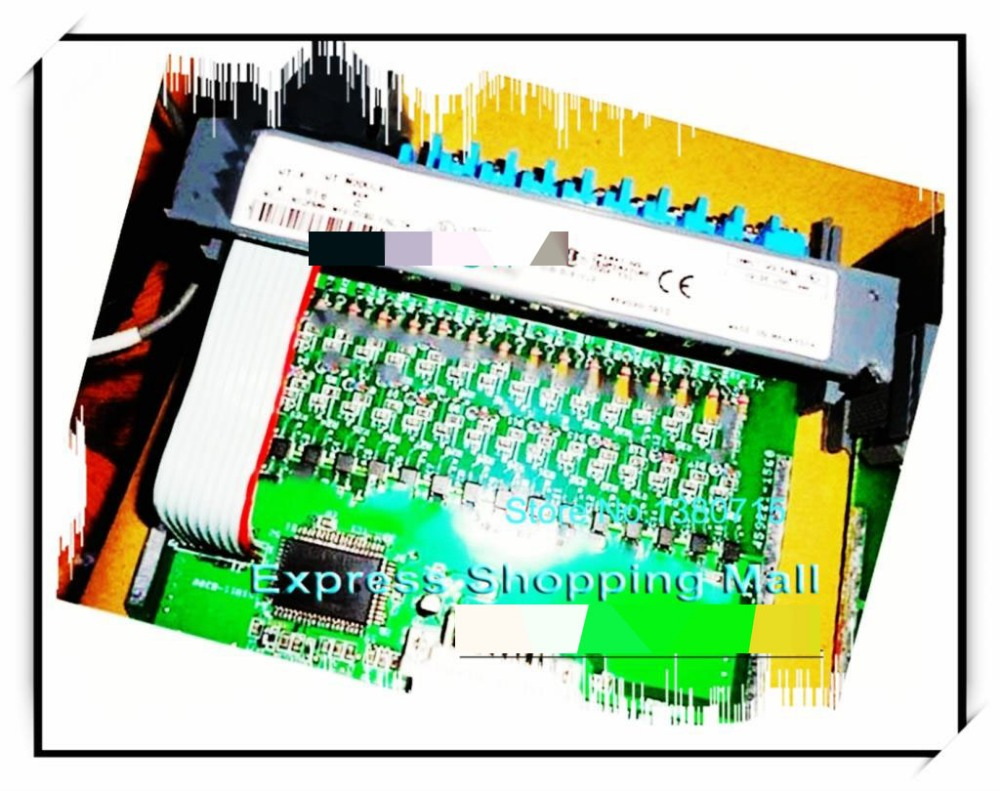 New Original 1746-IV16 PLC 10-30V DC source 16 Number of Inputs new original 1746 nr4 plc 50ma 4 number of inputs resistance analog input modul