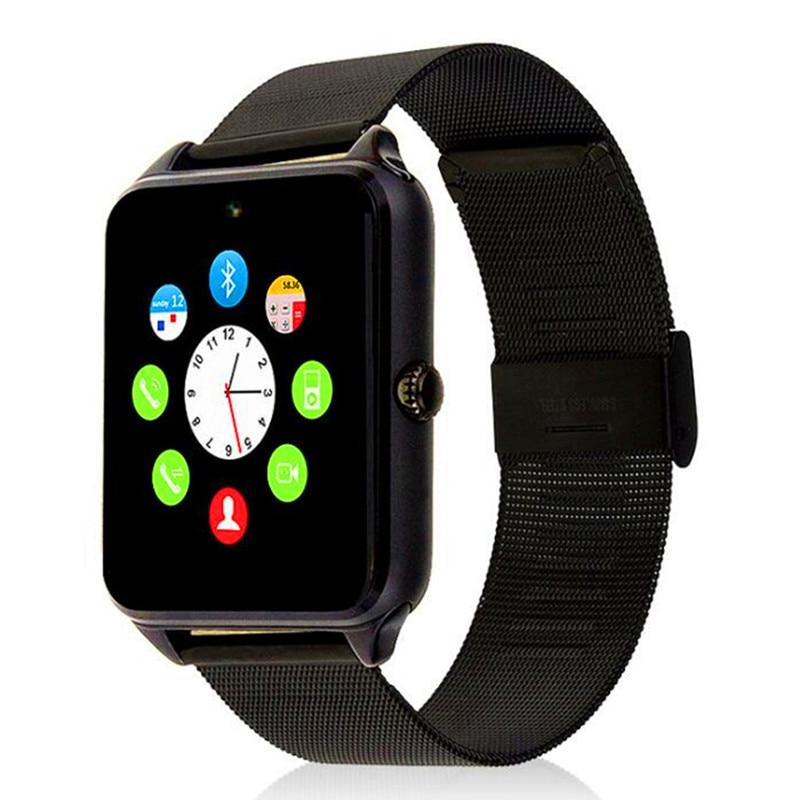 Z60 Smart Watch GT08 Plus Metal Strap Bluetooth Wrist