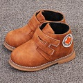 British Style Baby Boys Casual Shoes All Season Toddlers Boots Children Boy First Walkers Ninos Zapatos